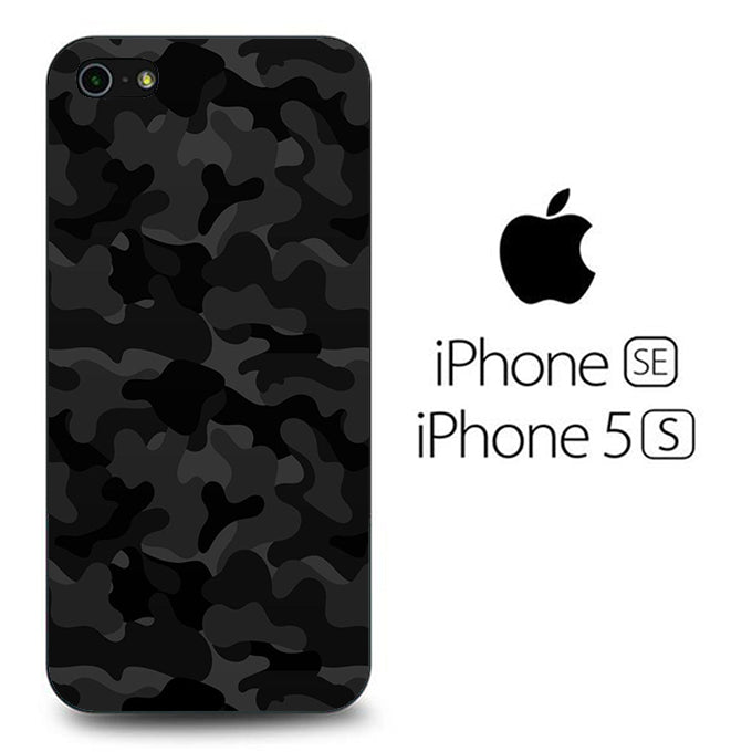 Camo Army Grey iPhone 5 | 5s Case