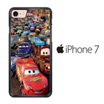 Cars Wallpaper iPhone 7 Case
