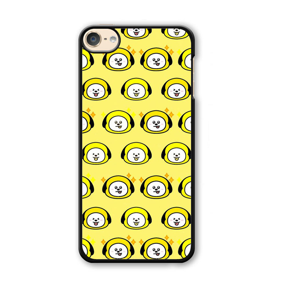 Chimmy Head Doodle iPod Touch 6 Case
