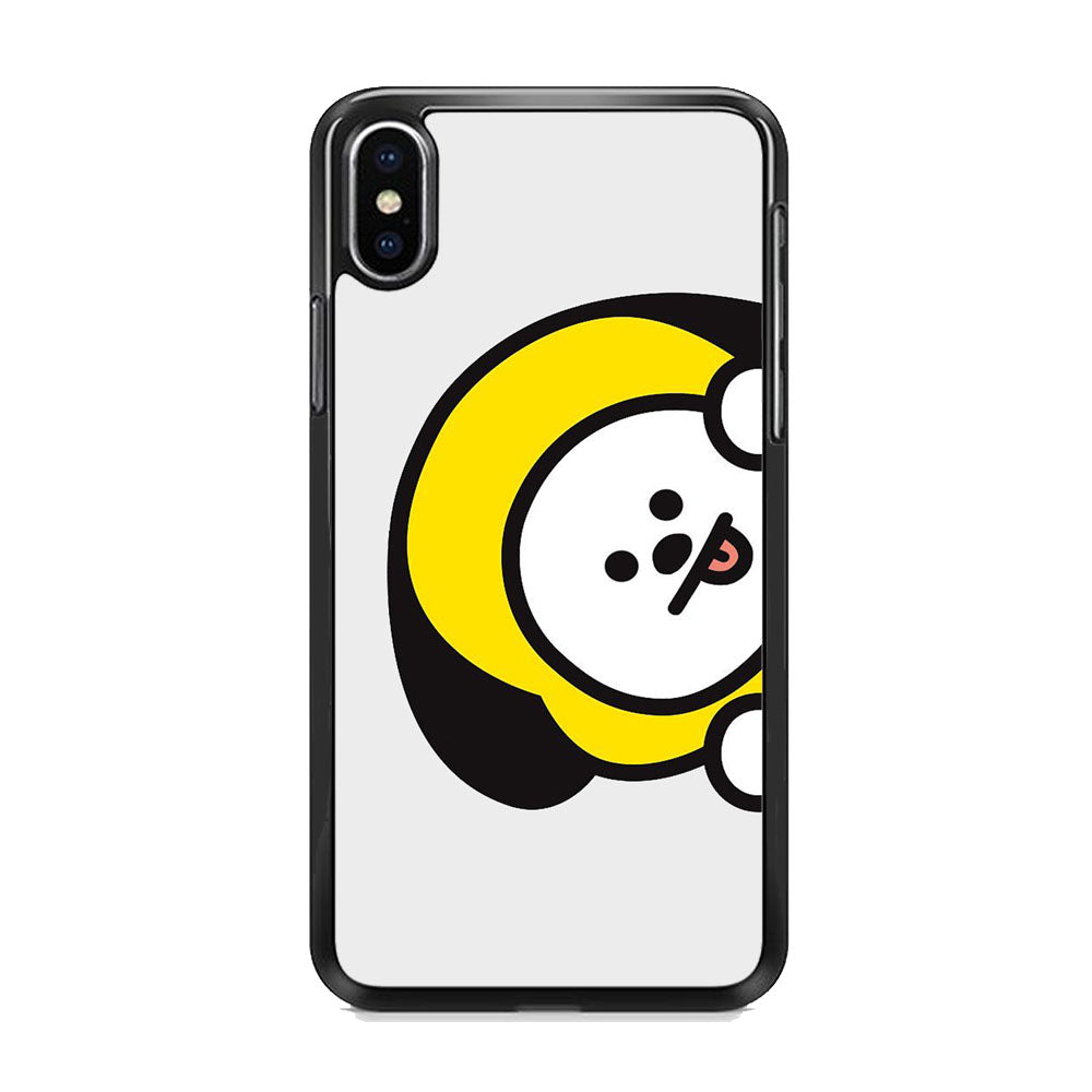 Chimmy Spy White iPhone Xs Max Case