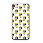 Chimmy White Glassess iPod Touch 6 Case