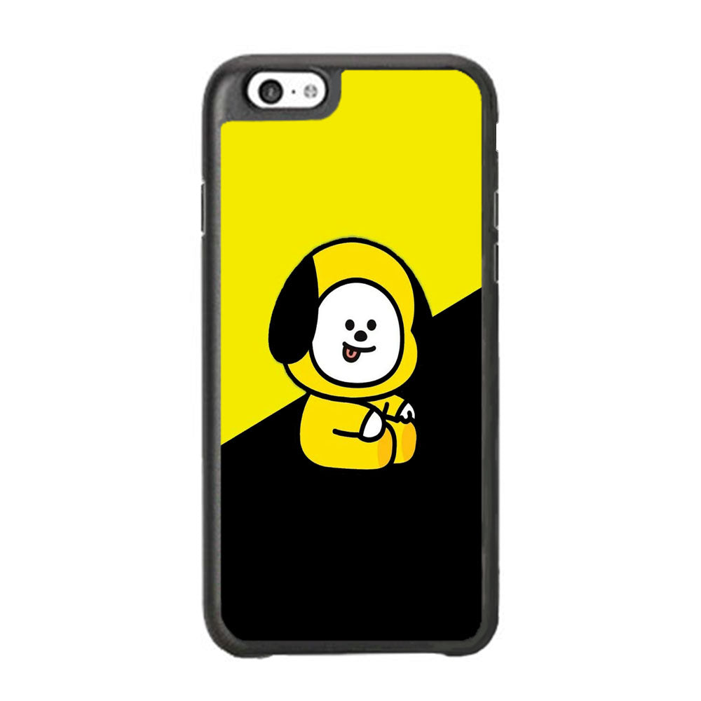 Chimmy Yellow Black iPhone 6 Plus | 6s Plus Case