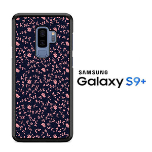 Flowers Many Pink Samsung Galaxy S9 Plus Case