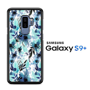Flowers Sephia Samsung Galaxy S9 Plus Case