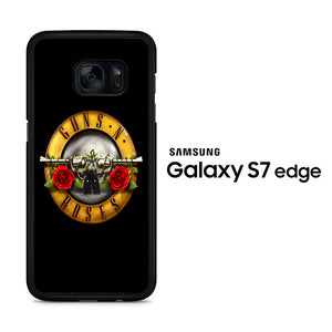 GNR Black Samsung Galaxy S7 Edge Case