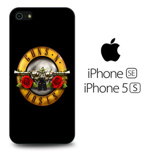GNR Black iPhone 5 | 5s Case