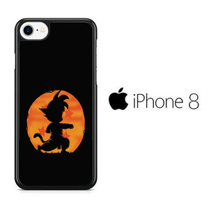 Goku Dragon Ball iPhone 8 Case