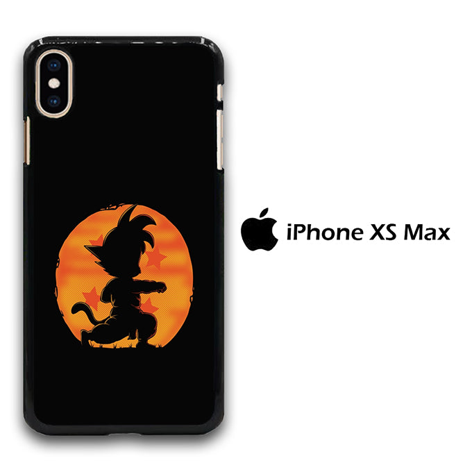 Goku Dragon Ball iPhone Xs Max Case