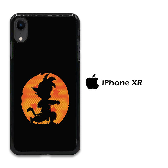 Goku Dragon Ball iPhone XR Case