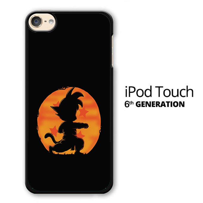 Goku Dragon Ball iPod Touch 6 Case