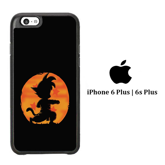Goku Dragon Ball iPhone 6 Plus | 6s Plus Case