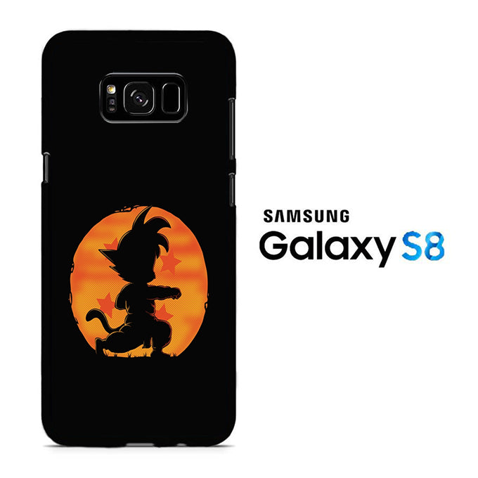 Goku Dragon Ball Samsung Galaxy S8 Case