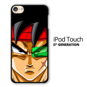 Goku Face 011 iPod Touch 6 Case