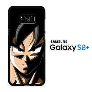 Goku Face 012 Samsung Galaxy S8 Plus Case