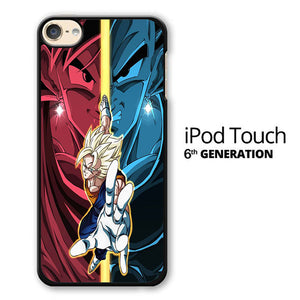 Goku Face 016 iPod Touch 6 Case