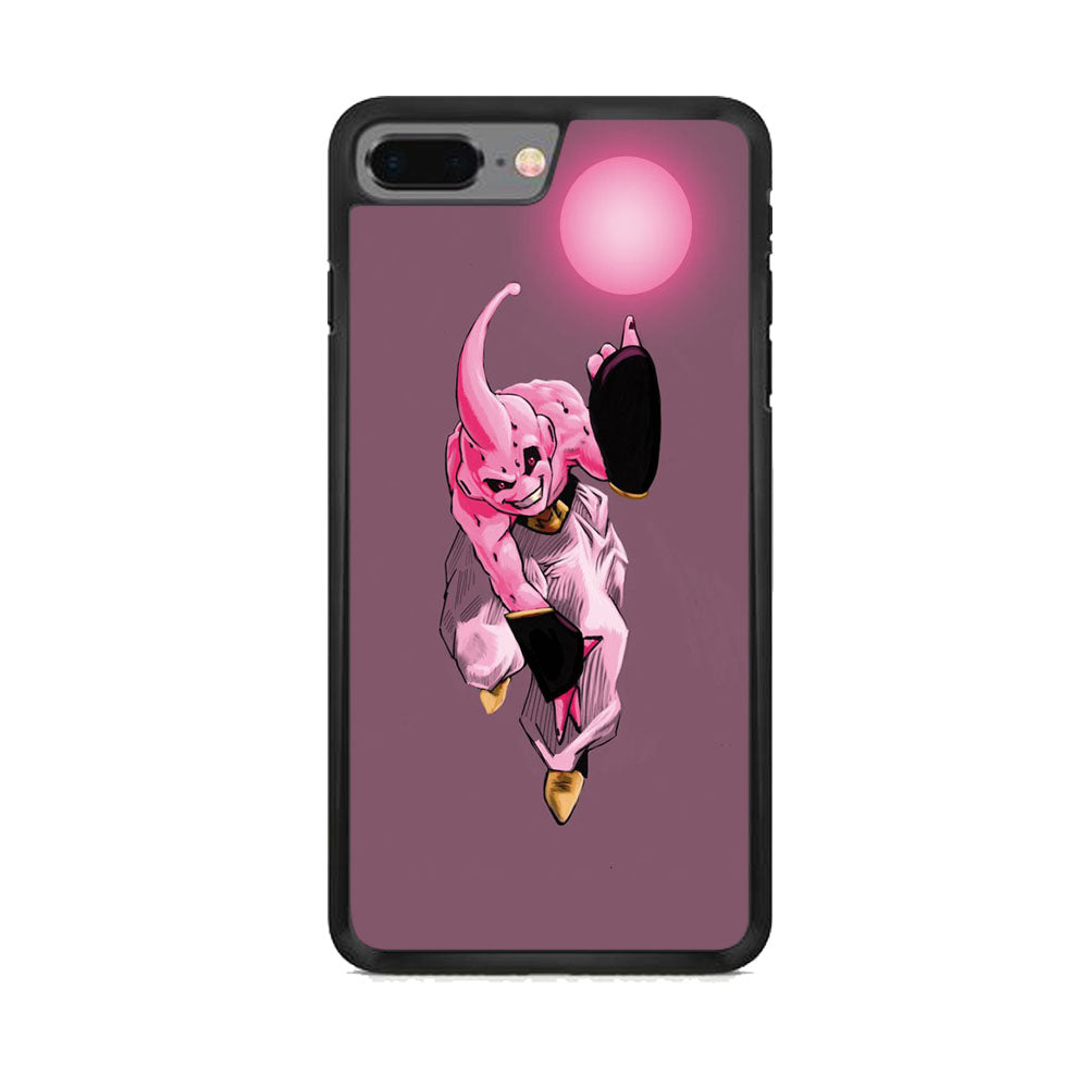 Goku Majinboo Battle Style iPhone 7 Plus Case