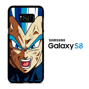 Goku Vegeta 002 Samsung Galaxy S8 Case