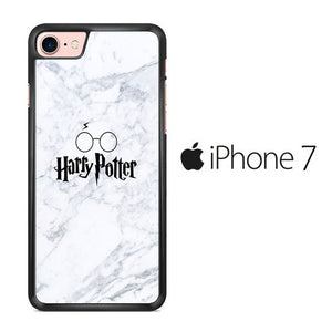 Harry Potter Marble Glasses iPhone 7 Case