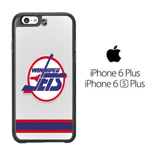 Hockey NHL Winnipeg Jets Jersey iPhone 6 Plus | 6s Plus Case