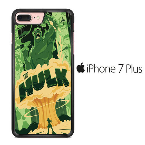 Hulk In The City iPhone 7 Plus Case