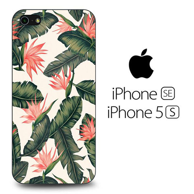 Leaf Flowers iPhone 5 | 5s Case