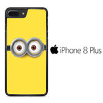 Minion Despicable Me Eye iPhone 8 Plus Case