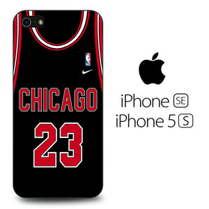 NBA Chicago Black 23 iPhone 5 | 5s Case