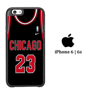 NBA Chicago Black 23 iPhone 6 | 6s Case