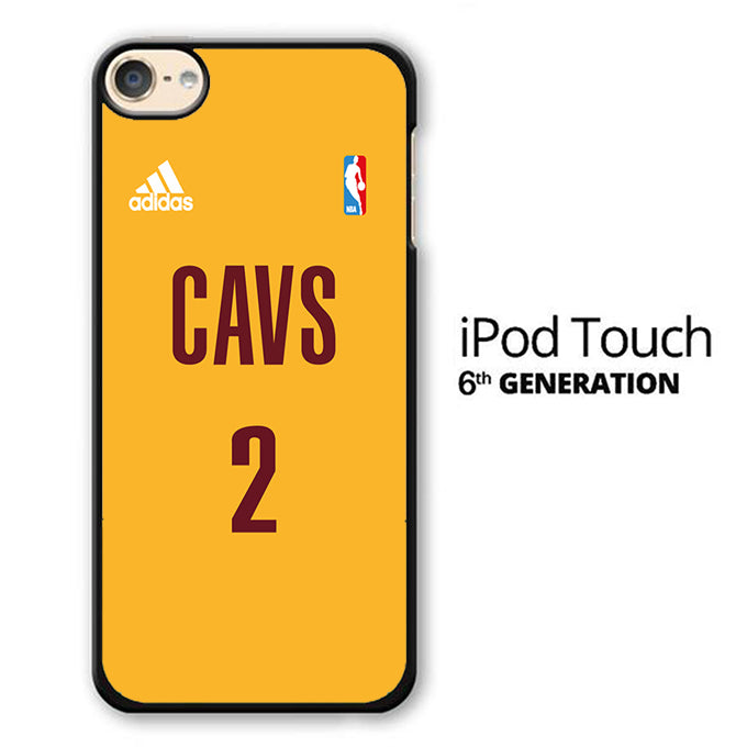 NBA Cleveland Cavs 2 iPod Touch 6 Case