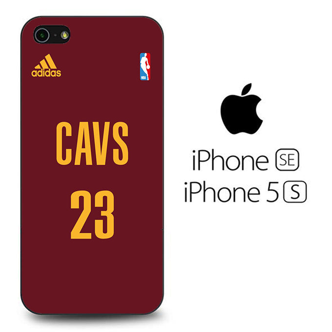 NBA Cleveland Jersey iPhone 5 | 5s Case