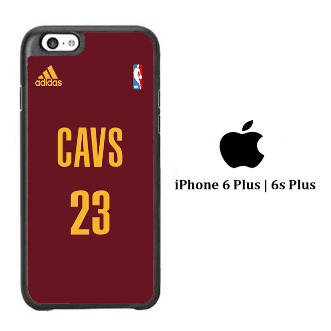 NBA Cleveland Jersey iPhone 6 Plus | 6s Plus Case