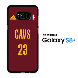 NBA Cleveland Jersey Samsung Galaxy S8 Plus Case
