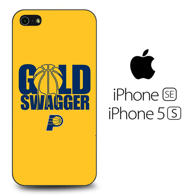 NBA Gold Swagger iPhone 5 | 5s Case