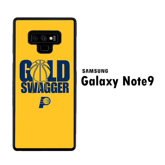 NBA Gold Swagger Samsung Galaxy Note 9 Case