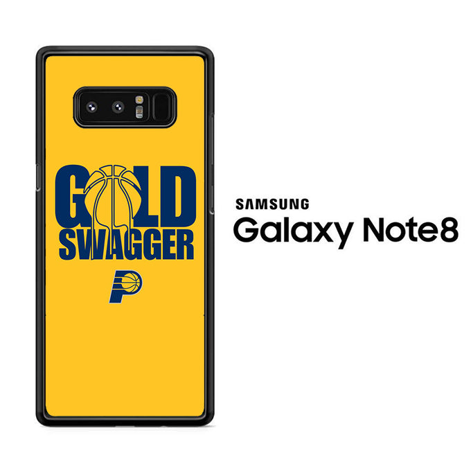 NBA Gold Swagger Samsung Galaxy Note 8 Case