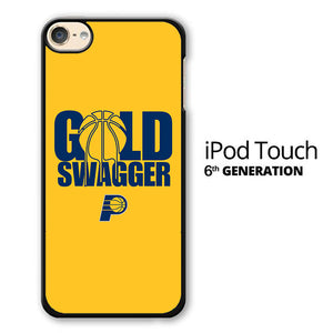NBA Gold Swagger iPod Touch 6 Case