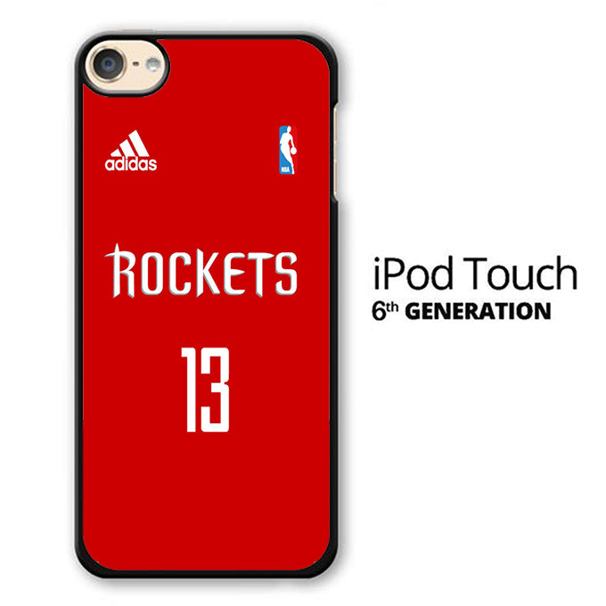 NBA Houston Rockets Jersey iPod Touch 6 Case
