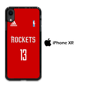 NBA Houston Rockets Jersey iPhone XR Case