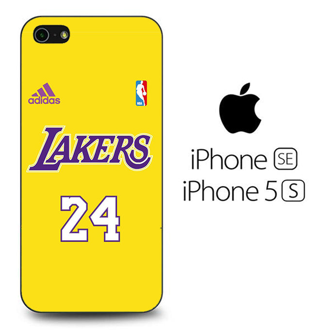 NBA Lakers Jersey 24 iPhone 5 | 5s Case