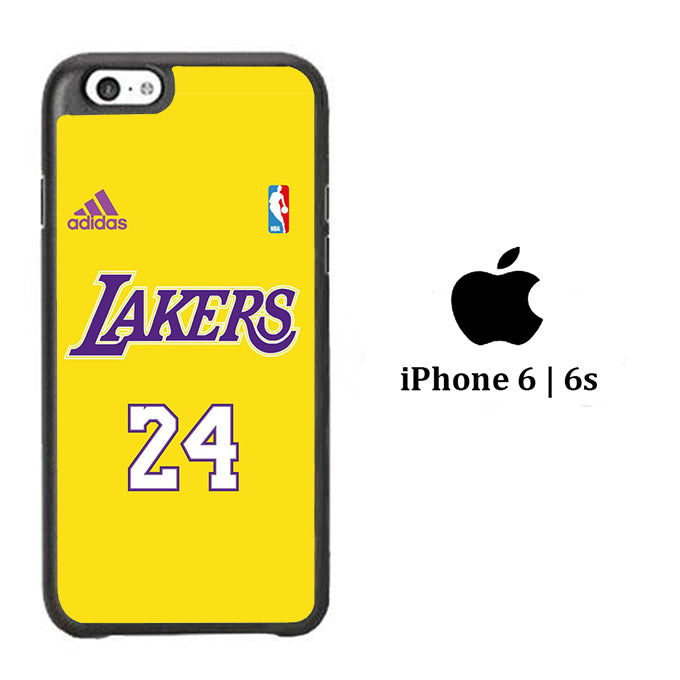 NBA Lakers Jersey 24 iPhone 6 | 6s Case
