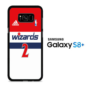 NBA Washington DC Costume Red Samsung Galaxy S8 Plus Case
