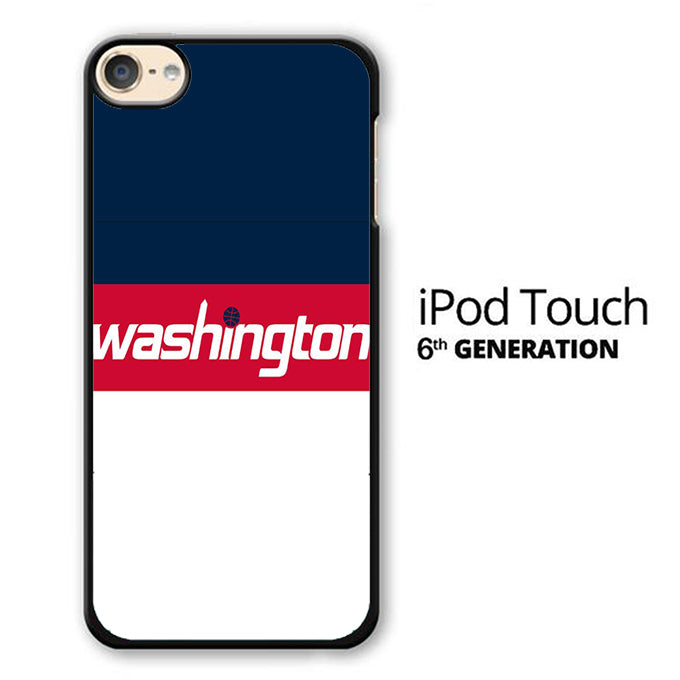 NBA Washington DC Mix iPod Touch 6 Case