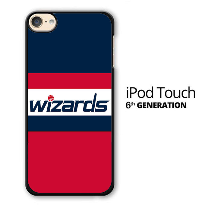 NBA Wizard Red Blue iPod Touch 6 Case