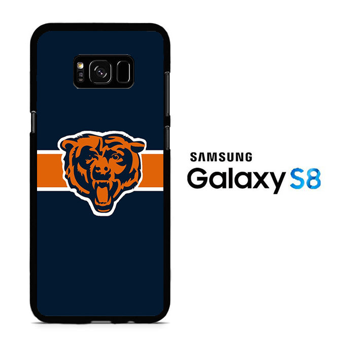 NFL Chicago Bears Logo Samsung Galaxy S8 Case