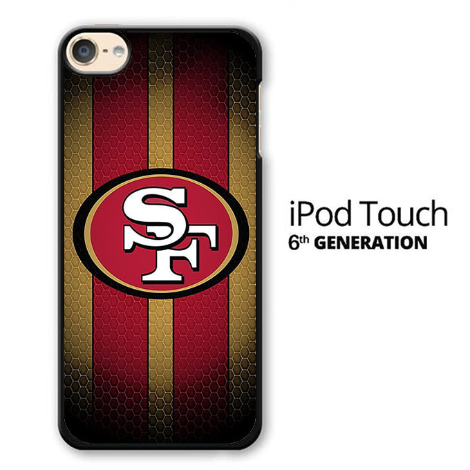NFL San Francisco 49ers Logo iPod Touch 6 Case