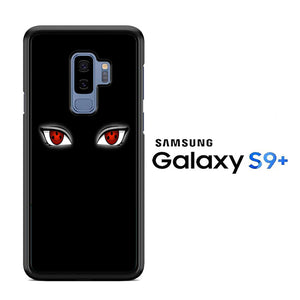 Naruto Sharingan Eyes Samsung Galaxy S9 Plus Case