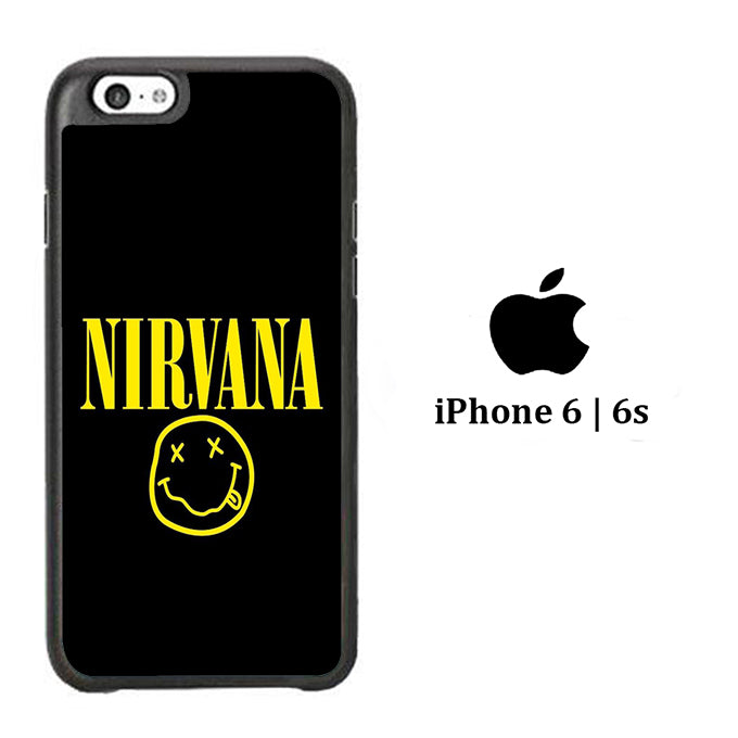 Nirvana Black iPhone 6 | 6s Case