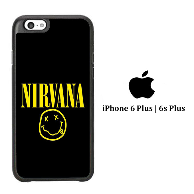Nirvana Black iPhone 6 Plus | 6s Plus Case