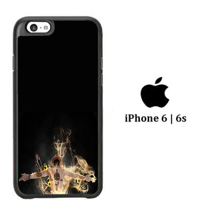One Piece Ace Black iPhone 6 | 6s Case