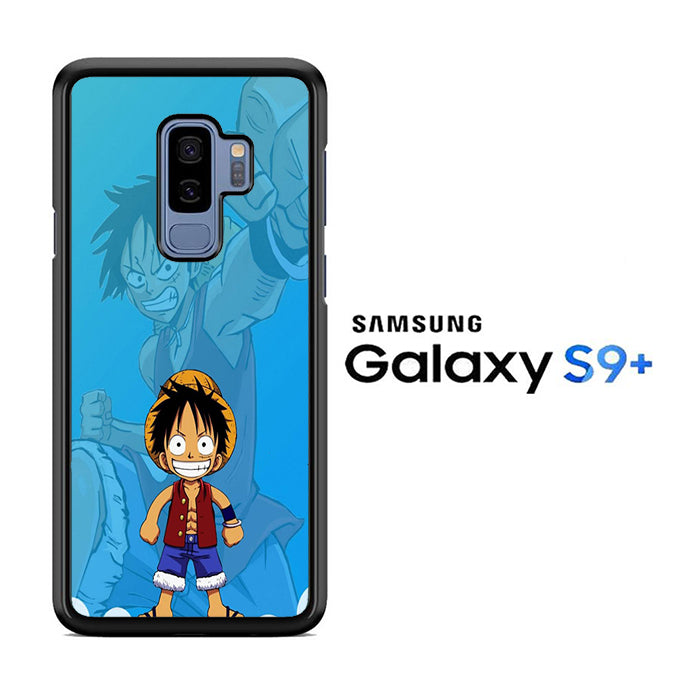 One Piece Luffy Boy Samsung Galaxy S9 Plus Case